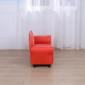 ספה דו מושבית – Play צבע אדום