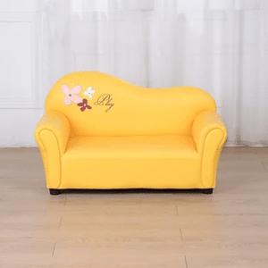 ספה דו מושבית – Play צבע צהוב