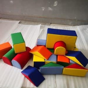 ערכת בניה 23 חלקים מולטי