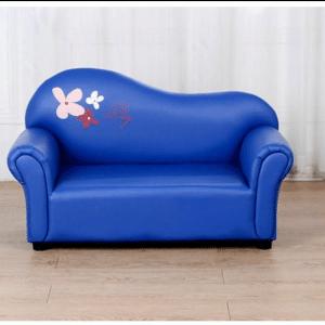ספה דו מושבית play – צבע כחול כהה