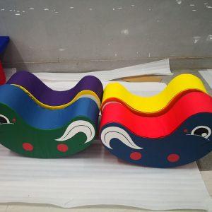 נדנדות כלב ים 4 צבעים